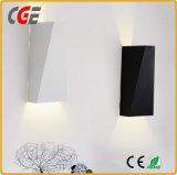 Luz de pared de la luz de la habitación con luz LED para iluminación del hotel
