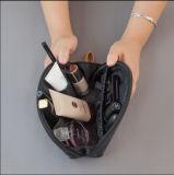 小型ポータブルは容易な袋を取る防水ポリエステル化粧品の袋を構成する