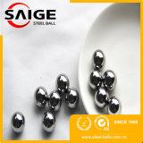 Sfera dell'acciaio inossidabile della prova di urto SUS304 di Saige G100 10mm