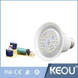 7W 높은 만 주거를 위한 플라스틱 LED 램프 전구 점화