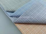 Il filato ha tinto l'assegno Fabric-Lz8771 del filato torto cotone