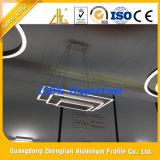 Profil en aluminium de Zhonglian DEL pour le réverbère