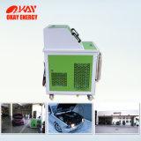 専門の自動車はHhoエンジンカーボンきれいな車のエンジンの洗濯機機械に用具を使う