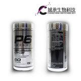 Cellucor P6 P.M. Nachtzeit-Testosteron und Schlaf-Support 120-Count
