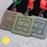 Venda por grosso de medalhas banhados personalizado de boa qualidade