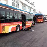 Ce verklaarde de Elektro & Hydraulische Lift van de Rolstoel voor Bus Model uvl-700-S