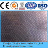 Plaque en aluminium à damiers (1060, 3003, 3004, 6063, 5052, 5083)