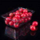 カスタマイズされた便利なプラスチックはボックスを包む食糧容器のフルーツを取り除く