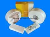 Nonwoven desechables, rollos de tira de Cera, Cera depilatoria Roll