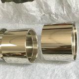 Прототип Rapid запасных частей алюминия точности подвергли механической обработке CNC, котор