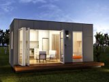 Camera prefabbricata del container 40hq/20gp come casa vivente