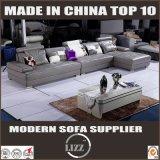Combinaison de grande taille salle de séjour un canapé-forme en U avec table de coin