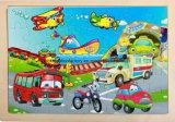De houten Puzzel van de Stukken van de Figuurzaag Puzzle/40