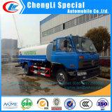 10-15 cbm de acero inoxidable de alta calidad del agua El transporte en camión tanque de agua portátil Carretilla de pulverización de agua