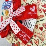Doos van de Gift van het Tin van het huwelijk de Kosmetische Gift Afgedrukte