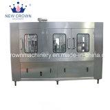 precio de fábrica Máquina Tapadora de llenado de lavado con agua/Equipos de embotellado de agua mineral.
