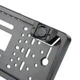 Передние и резервное копирование видео парковочный датчик для ЕС номерного знака с хорошего ночного видения