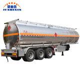 40La GAC 40000litres 3 réservoir de carburant en aluminium de l'essieu semi-remorque
