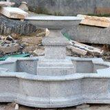Камень в саду Карвинг мраморных фонтанов (GSF-123)
