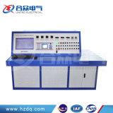 Banc de test automatique de transformateur intégré