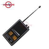 Receptor de áudio profissional Celular Bug Detector da câmara/2G/3G/4G Detector de telemóvel