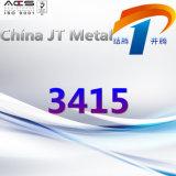 3415 de Leverancier van China van de Plaat van de Pijp van de Staaf van het Staal van de legering