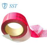 Высокое качество пользовательских уплотнение крышки расширительного бачка красная лента безопасности