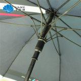 Eisen-Rahmen-Schlange-Muster-Selbstdiamant-Griff-preiswerter Golf-Regenschirm