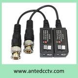 Los sistemas CCTV HD Balun pasivo de 1 canales de transmisión de señal de vídeo