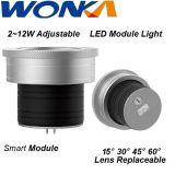 Светодиодный модуль мощность освещения Регулируемый угол освещения заменяемые в центре внимания