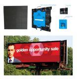 La publicité électronique de plein air plein écran LED de couleur signer pour l'Architecture & Building (P10)