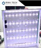 9 LED 649*14mm las tiras de luces de iluminación de fondo de la televisión
