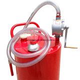 35 de Diesel van de Brandstof van het Gas van de gallon Overdracht Draagbare Jerry Dispense Tank van de Theebus met Pomp