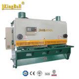 Le fer de l'acier en cisaillement de la guillotine hydraulique machine CNC