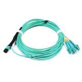 Хорошее качество ССП (F) - LC 12f Om3 патч кабель питания