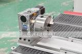1530년 Atc 4axis 3D 회전하는 CNC 대패, 4개의 축선 목제 새기는 CNC 기계