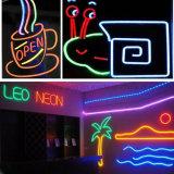 Indicatore luminoso di striscia flessibile al neon dell'indicatore luminoso SMD2835 120LEDs/M 110V IP65 del LED