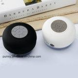 Haut-parleur mains libres voiture Bluetooth sans fil de recevoir des appels de la musique micro d'aspiration