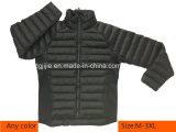K-1011 Hiver Fake Down Jacket pour les hommes