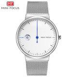 Mini-foco fino Dom Nice Quartz relógio de pulso para homens