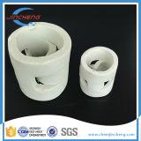 Anelli di ceramica della cappa con l'imballaggio casuale della torretta di resistenza ad alta acidità