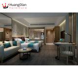 A China por Grosso contrato empresarial personalizado Mobiliário de quarto de hotel (HD810)