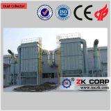 Collettore di polveri stridente del cemento