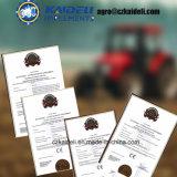 Accesorio de tractor de desplazamiento lateral de la Segadora giratorio de la segadora (AGL165)