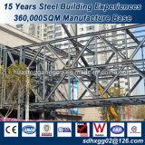 電流を通された便利な交通機関の製造された金属の建物