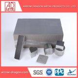 Пользовательские размеры ячеистой алюминиевой Core для панели управления