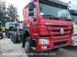 HOWO 371 HPの大きい馬力のトラクターのトラック、索引車