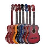 Una chitarra acustica da 36 pollici per l'allievo (EC-306)