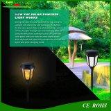 ABCの屋外のダンスの点滅ランプの太陽装飾的な炎ライト庭の芝生ライト