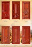 Portello di legno solido popolare per il paese del Medio Oriente (YH-2011)
